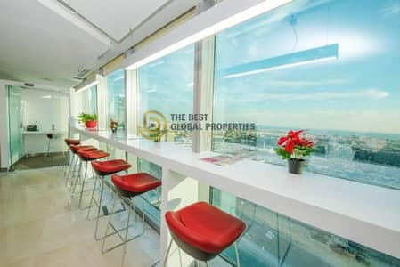 Office for Rent in Downtown Dubai, Dubai - Executive Offices | Fully Furnished | Downtown | Near Metro