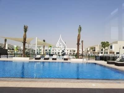 تاون هاوس 3 غرف نوم للبيع في تاون سكوير، دبي - 3 BR + Maid|Genuine Listing|Near Pool and Park