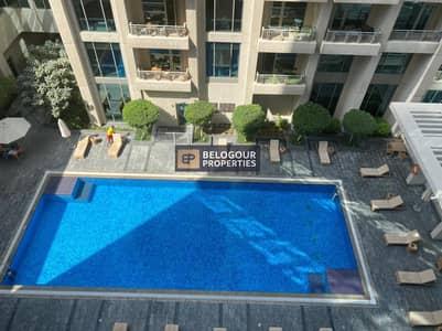 فلیٹ 1 غرفة نوم للايجار في وسط مدينة دبي، دبي - CHILLER FREE|VACANT | SPACIOUS LAYOUT | 1 BEDROOM