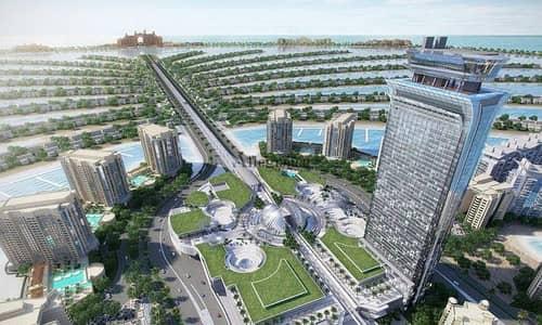1 Bedroom Apartment for Sale in Palm Jumeirah, Dubai - Prime Location | Investor Deal | Good ROI |Instalments Plan
