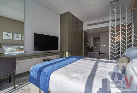 Hotel Apartment for Sale in Business Bay, Dubai - Luxury Studio Apt | Fully Furnished| Vacant |