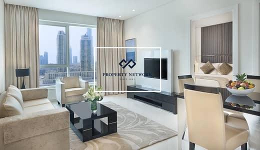 فلیٹ 1 غرفة نوم للبيع في الخليج التجاري، دبي - High Floor. Genuine Listing