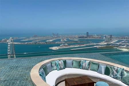 شقة 7 غرف نوم للبيع في جميرا بيتش ريزيدنس، دبي - Full Floor | Beach Access | The Address JBR