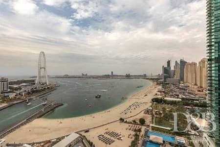 شقة 7 غرف نوم للبيع في جميرا بيتش ريزيدنس، دبي - View Of Water | Full Floor | Beach Access JBR