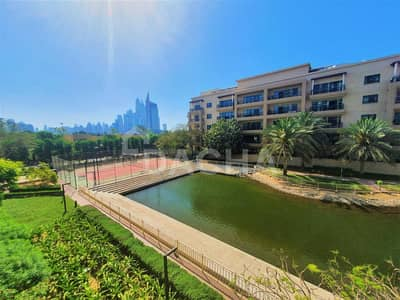 2 Bedroom Flat for Rent in The Views, Dubai - Professionally Managed / Large Baloney / Must See Unit