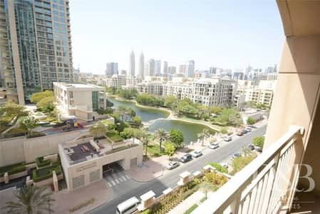 1 Bedroom Flat for Sale in The Views, Dubai - Lake View | 1 Bedroom | Motivated Seller