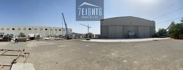 Ehxtra spacious warehouse: 233
