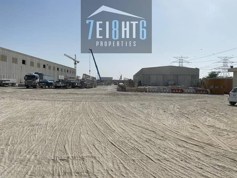 10 Ehxtra spacious warehouse: 233