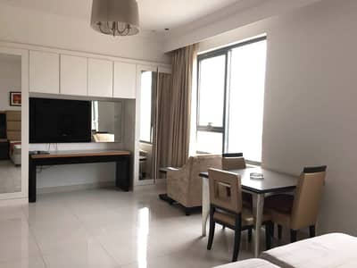 Studio for Sale in Business Bay, Dubai - Beautifully Furnish Studio For Sale, Capital Bay Tower, Business Bay