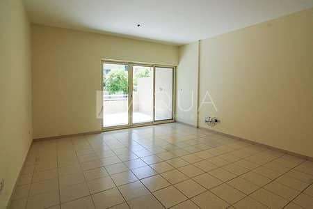 شقة 1 غرفة نوم للايجار في الروضة، دبي - Terrace | Well Maintained | Chiller free