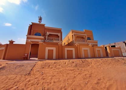 5 Bedroom Villa for Sale in Al Mowaihat, Ajman - own a villa with the lowest prices, excellent location and a snapshot price, with the possibility of bank financing