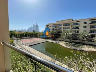 فلیٹ 2 غرفة نوم للايجار في ذا فيوز، دبي - Full Upgraded | 2 Bedroom  | Lake  Facing | Views