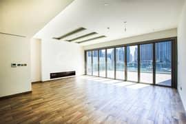 2 Bed Duplex / Full Marina View / VOT