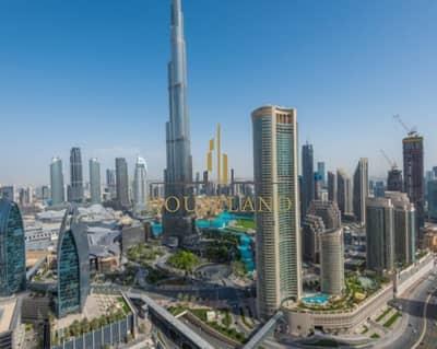 شقة 2 غرفة نوم للايجار في وسط مدينة دبي، دبي - Amazing Burj View I Un/Furnished  Well Maintained