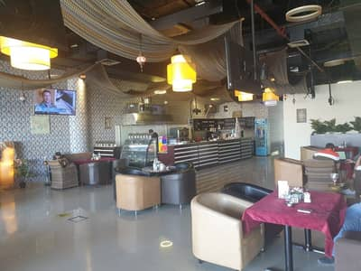 Shop for Sale in Al Quoz, Dubai - Running Restaurant with Sisha Cafe