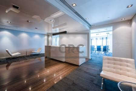 Office for Rent in Business Bay, Dubai - LUXURY FURNISHED| 20 PARKING'S  |NEAR METRO