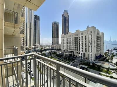 2 Bedroom Flat for Rent in The Lagoons, Dubai - Creek and Burj khalifa View |Best Layout |Must See