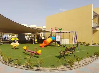 تاون هاوس 1 غرفة نوم للايجار في مجمع دبي الصناعي، دبي - غرفة نوم واحدة غير مفروشة مع شرفة تاون هاوس في صحارى ميدوز 2 ، مدينة دبي للإنترنت . . بالقرب من مطار آل مكتوم الجديد