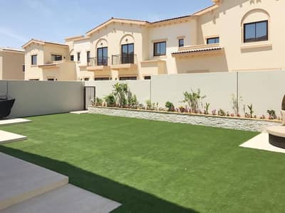 3 Bedroom Townhouse for Sale in Reem, Dubai - Huge Plot 3700sqft | Vacant |Winning Location | Great Value