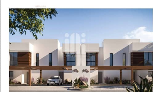 3 Bedroom Townhouse for Sale in Yas Island, Abu Dhabi - Invest now for Better Tomorrow