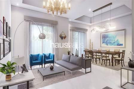 تاون هاوس 3 غرف نوم للبيع في الفرجان، دبي - 3 Bed + Maids   Off-Plan   Attractive Payment Plan