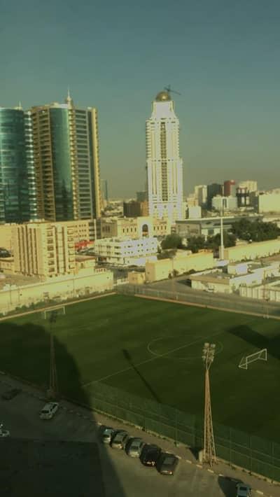 Stadium View 1 BHK for Sale in Rashidiya Towers