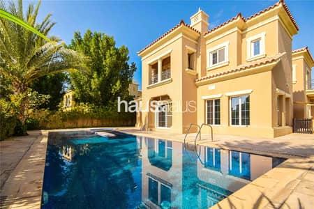 5 Bedroom Villa for Sale in Arabian Ranches, Dubai - Single Row | Type C1 | Quite Location