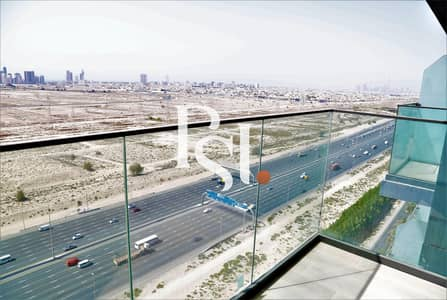 Studio for Rent in Jumeirah Village Circle (JVC), Dubai - Beautiful Studio / Balcony / Open View