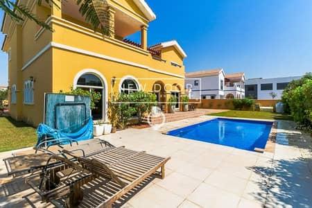فیلا 5 غرف نوم للبيع في ذا فيلا، دبي - The Andalusian Collection | 6BR+S+M | Pool