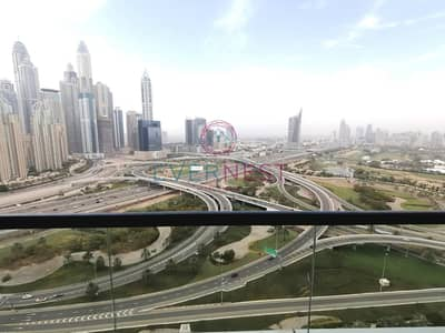 1 Bedroom Apartment for Rent in Jumeirah Lake Towers (JLT), Dubai - Marina & Golf Course View | Spacious 1BR
