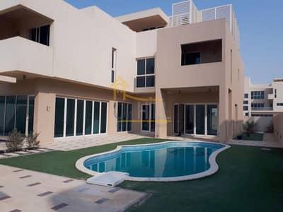 فیلا 5 غرف نوم للايجار في واجهة دبي البحرية، دبي - Private Pool| 5 Beds + Maid | Veneto Jebel Ali