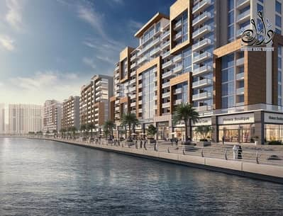 Apartment 2 bedrooms in Mohamed bin Rashid city Burj Khalifa view with a great payment plan