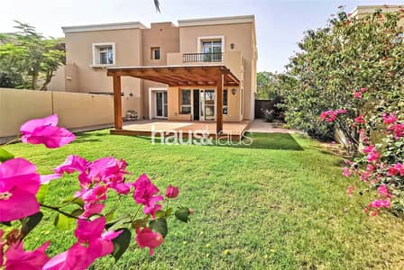 3 Bedroom Townhouse for Sale in Arabian Ranches, Dubai - Single Row | Large Plot | Upgraded