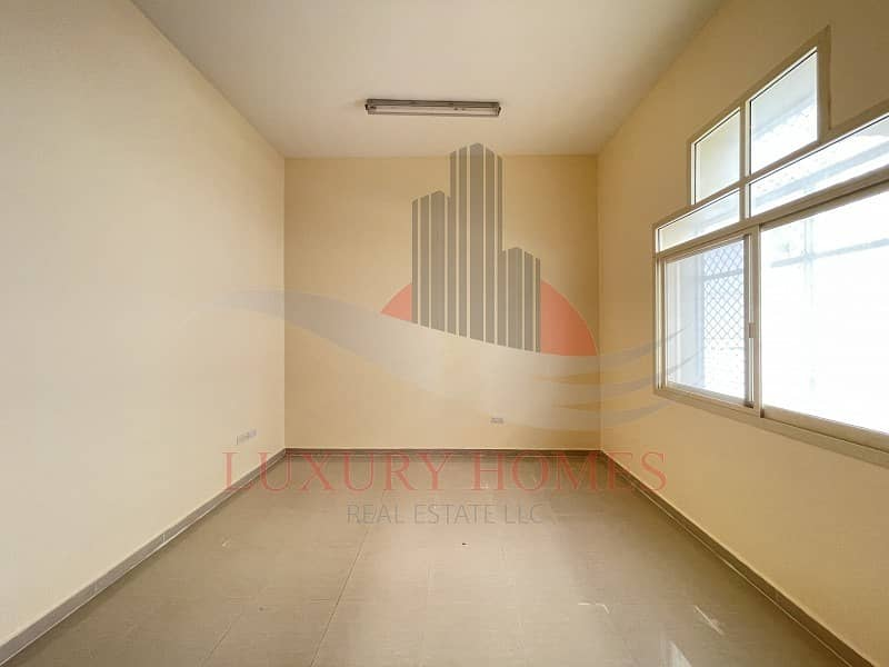 On Ground Floor Located in the most Peaceful Area