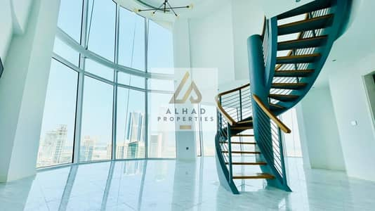3 Bedroom Apartment for Rent in Business Bay, Dubai - Luxury Duplex | Brand New | Burj Khalifa View |
