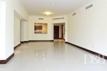 فلیٹ 2 غرفة نوم للبيع في نخلة جميرا، دبي - Large Balcony | Park Views | High Floor
