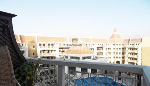 فلیٹ 1 غرفة نوم للايجار في قرية جميرا الدائرية، دبي - شقة في لي جراند شاتوه A لي جراند شاتو قرية جميرا الدائرية 1 غرف 45000 درهم - 5093685