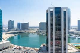 شقة في ماج 318 الخليج التجاري 50000 درهم - 5093683