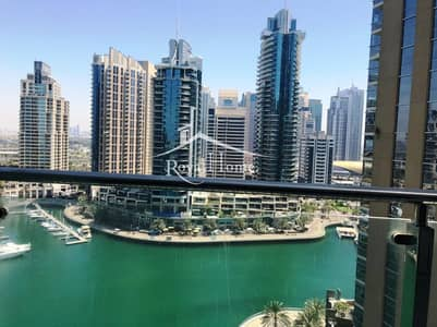 1 Bedroom Flat for Sale in Dubai Marina, Dubai - Waterfront Luxury Living with huge picture windows