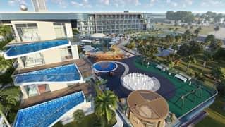 شقة في سمانا جولف أفينيو مدينة دبي للاستديوهات 2 غرف 921475 درهم - 5093745