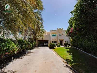 فیلا 4 غرف نوم للبيع في جزر جميرا، دبي - Spacious | 4BR + Miads Villa | Community View