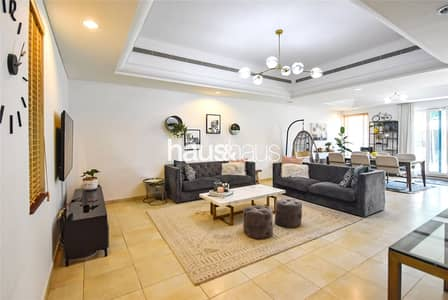 4 Bedroom Townhouse for Sale in Dubai Sports City, Dubai - Exclusive | Upgraded | Amazing Location |