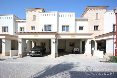 3 Bedroom Townhouse for Rent in Jumeirah Golf Estate, Dubai - 3 Bed   Private Location   Available June