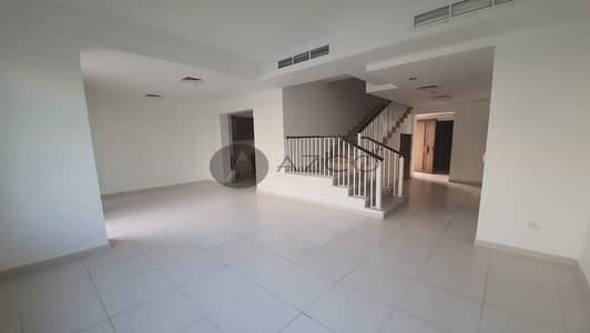 3 Bedroom Townhouse for Rent in Reem, Dubai - Type J | Opposite to Pool | With Study room