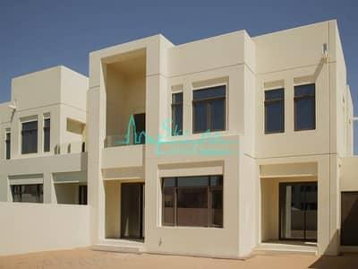 4 Bedroom Villa for Sale in Reem, Dubai - CORNER UNIT|NEAR TO POOL & PARK|4 BEDROOMS + STUDY