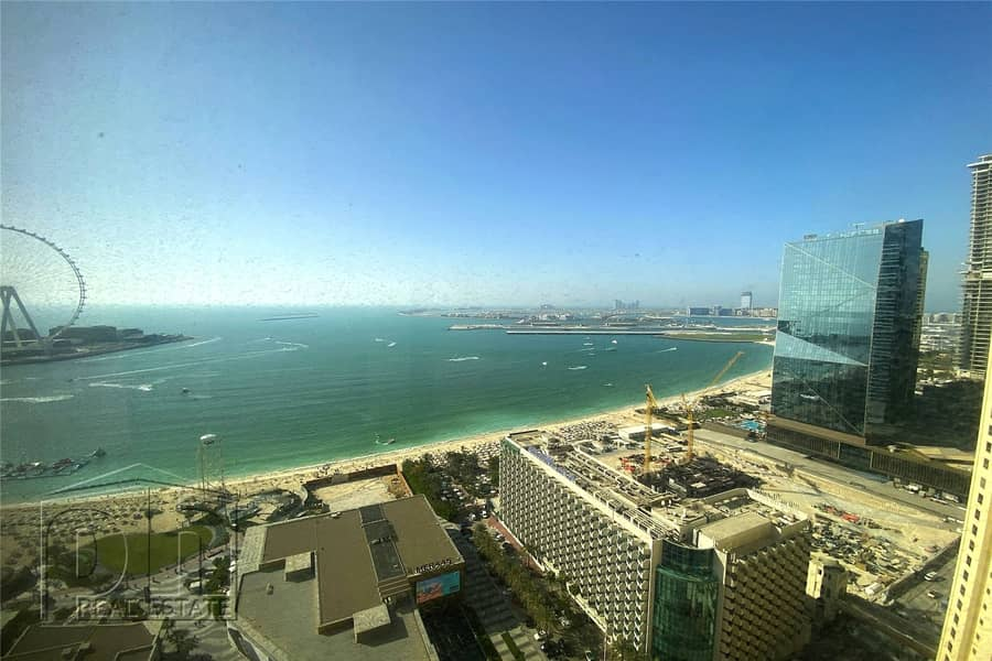 High Floor | Equisite Sea Views | Spacious