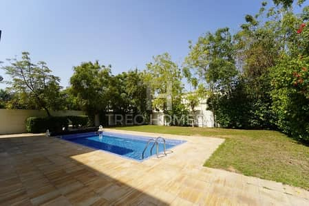 فیلا 5 غرف نوم للايجار في جميرا بارك، دبي - Exclusive - Chiller Pool - Quiet Location