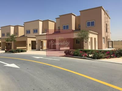 3 Bedroom Townhouse for Sale in Dubailand, Dubai - POOL FRONT| FIRST ROW| SINGLE ROW| CORNER PLOT