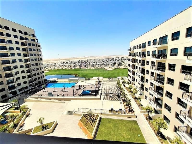17 Light and clean apartment- Golf Views |Emaar South