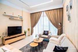 شقة في البرشاء 1 البرشاء 2 غرف 1220000 درهم - 5094036